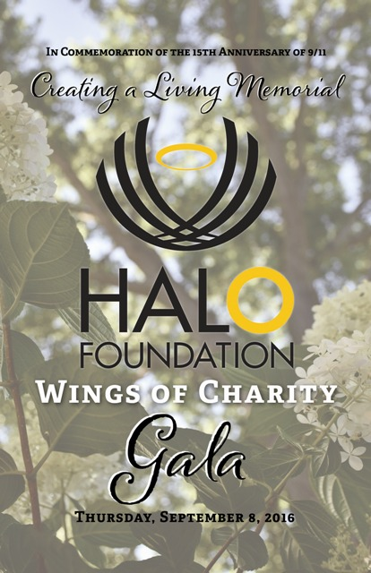 HALO Foundation to honor 15th anniversary of 9/11, Flight 93 at annual Gala